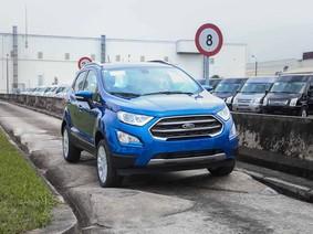 Ford Ecosport 2018 được đại lý báo giá từ 545 triệu Đồng