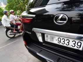 Sắp có đấu giá biển số đẹp cho ô tô trên trực tuyến