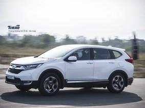 Sau Tết, Honda CR-V 2018 có giá khởi điểm từ 898 triệu VNĐ