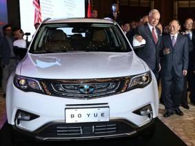 Trước khi rót 9 tỷ USD vào Daimler, hãng Geely từng muốn mua Fiat Chrysler