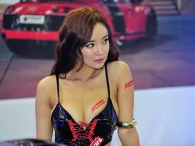 Nóng mắt với độ vòng 1 khủng của người mẫu Hàn Quốc Im Ji Hye