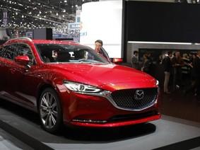 Mazda6 Tourer 2018 phiên bản châu Âu có gì đặc biệt