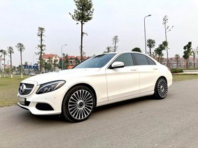 Tay chơi Bắc Ninh độ mâm Mansory cho Mercedes-Benz C250 Exclusive
