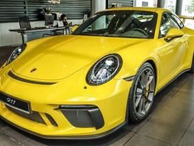 Chi tiết Porsche 911 GT3 2018 giá hơn 11 tỷ Đồng đầu tiên cập bến Việt Nam