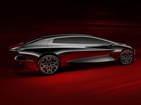 Lagonda Varekai - Crossover chạy điện và tự lái sẽ ra mắt vào năm 2021