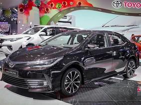 Triệu hồi 16 chiếc Toyota Corolla Altis ở Việt Nam