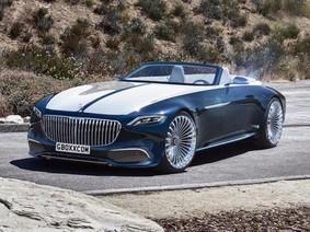 Top 5 mẫu xe Mercedes-Benz mui trần tuyệt nhất từng được chế tạo