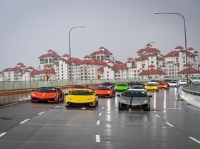 Doanh thu hàng năm của Lamborghini lần đầu tiên vượt quá 1 tỷ USD