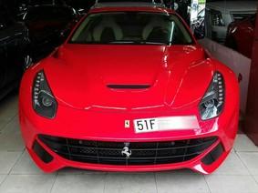 Sau hành trình Car & Passion 2018, siêu xe độ Ferrari F12 Berlinetta DMC được rao bán