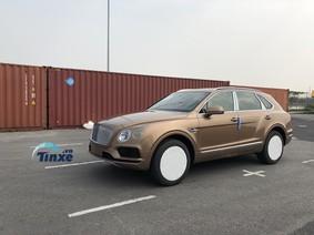 SUV siêu sang Bentley Bentayga bản 7 chỗ bất ngờ xuất hiện tại Việt Nam