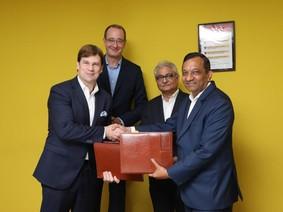 Ford bắt tay với người Ấn Độ để sản xuất xe SUV cỡ trung mới