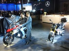 THACO phân phối BMW G310R và G310GS tại Việt Nam, giá khoảng 200 triệu VNĐ