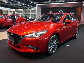 Mazda3 2018 có thêm camera 360 độ, giá tăng nhẹ