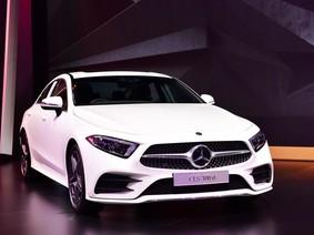 """Coupe 4 cửa Mercedes-Benz CLS 2019 """"chào sân"""" Đông Nam Á"""
