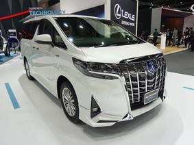 """""""Chuyên cơ mặt đất"""" Toyota Alphard 2018 ra mắt ASEAN"""