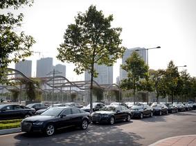70 xe Audi được nhập khẩu phục vụ Hội nghị thượng đỉnh GMS lần thứ 6