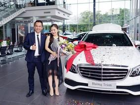 Phụ nữ Việt đua nhau mua xe sang Mercedes-Benz, hãng cũng bất ngờ
