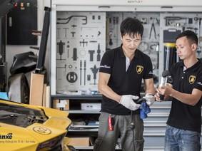 Phần lớn Lamborghini Aventador bị triệu hồi tại Việt Nam đều đã được khắc phục