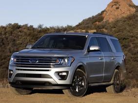 Xe SUV và bán tải của Ford đạt doanh số kỷ lục trong tháng 3/2018