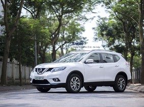 Nissan X-Trail đoạt giải chiếc xe crossover bán chạy nhất thế giới