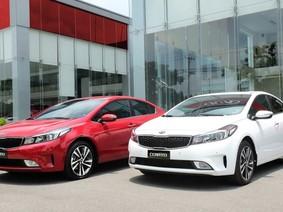 Giá xe Kia mới nhất tháng 04/2018: Tăng đồng loạt các mẫu xe