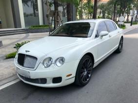 Bentley Continental Flying Spur Speed chạy hơn 42.000 km đang được rao bán