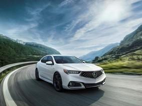 Xe sang Acura TLX 2019 được công bố giá bán, thêm bản A-Spec mới