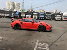 """""""Tìm hiểu lý lịch"""" của siêu xe Porsche 911 GT3 RS thứ 2 tại Việt Nam"""