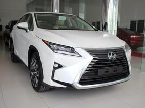Giá xe Lexus mới nhất tháng 4/2018: Không có sự điều chỉnh