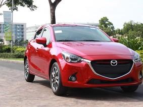 Cập nhật giá xe Mazda2 trong tháng 4/2018: Tăng 30 triệu Đồng cả hai phiên bản