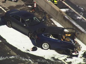 Tesla đổ lỗi cho tài xế của Model X trong vụ tai nạn chết người