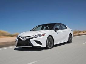 Top 10 sedan cỡ trung bán chạy nhất tháng 3/2018 tại Mỹ, Toyota Camry dẫn đầu