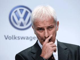 CEO hồi sinh Volkswagen sau bê bối khí thải bị bãi nhiệm