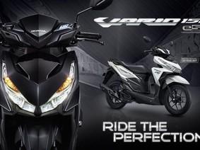 Đánh giá nhanh Honda Vario 150 - Đối thủ cạnh tranh với Yamaha NVX 155