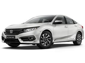 Honda Civic Luxe 2018 trình làng với trang bị tốt hơn