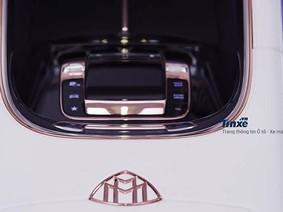 Đây có thể là hình ảnh đầu tiên của SUV siêu sang Mercedes-Maybach GLS