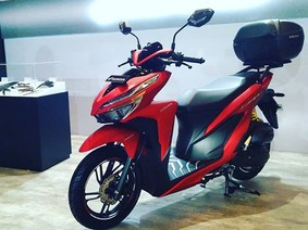 Honda Vario 150 2018 ra mắt: Thiết kế mới, full LED, giá 37 triệu VNĐ