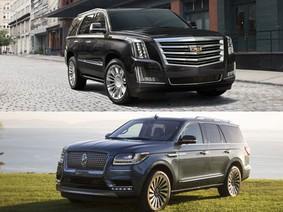 """Lincoln Navigator """"bán chạy như tôm tươi"""" khiến Cadillac phải giảm giá Escalade"""