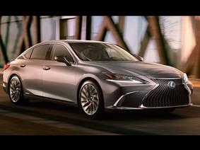 """""""Tất tần tật"""" những gì đã biết về Lexus ES 2019 - phiên bản hạng sang của Toyota Avalon"""