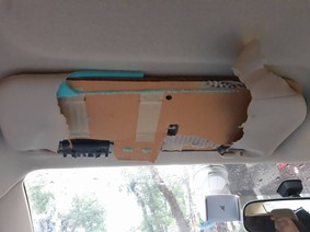 Toyota Việt Nam phản hồi về tấm che nắng Vios bằng bìa các-tông