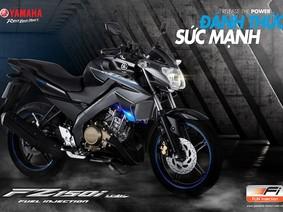 Giá xe Yamaha FZ150i tháng 4/2018
