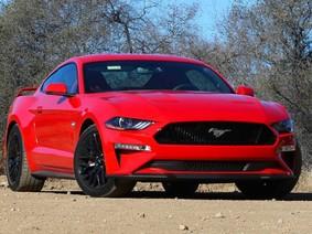 Ford Mustang là mẫu xe coupe thể thao bán chạy nhất thế giới năm 2017