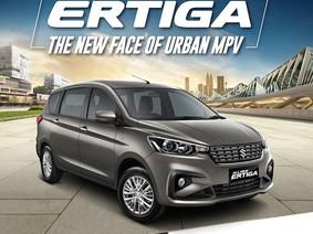 Suzuki Ertiga 2018 - đối thủ của Toyota Innova - lộ diện