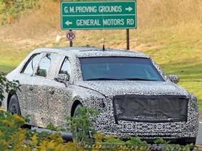 Cadillac đã giao xe limousine mới của Tổng thống Donald Trump cho Mật vụ Mỹ