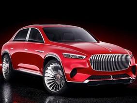 """Vision Mercedes-Maybach Ultimate Luxury """"hiện nguyên hình"""" trước ngày ra mắt"""