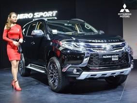 Mitsubishi giới thiệu Pajero Sport bản giới hạn với dàn âm thanh Rockford Fosgate
