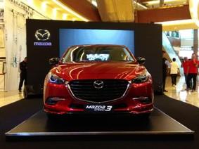 Cận cảnh Mazda3 Speed - phiên bản thể thao hơn của Mazda3