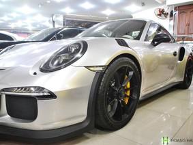 """""""Soi kỹ"""" siêu xe Porsche 911 GT3 RS mới bàn giao cho Đặng Lê Nguyên Vũ"""