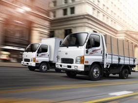 Hyundai Mighty N250 giá 480 triệu VNĐ ra mắt khách hàng Việt