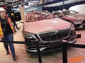 Xe mới lũ lượt kéo đến triển lãm ô tô Bắc Kinh 2018 để chuẩn bị ra mắt vào ngày mai